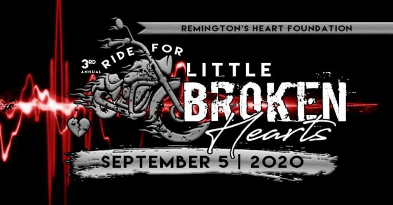 2020 Ride for Little Broken Hearts