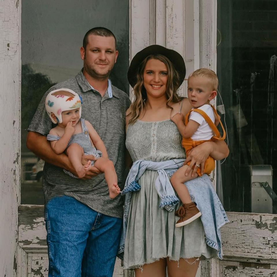Haley Sparks Family