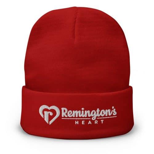 knit beanie red front 6015fd34e3da5