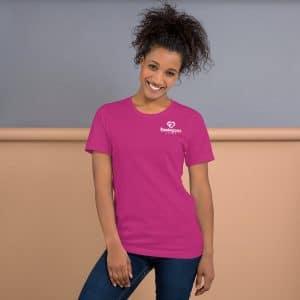 unisex premium t shirt berry front 6015f1fe77ea2