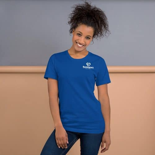 unisex premium t shirt true royal front 6015f1fe79371