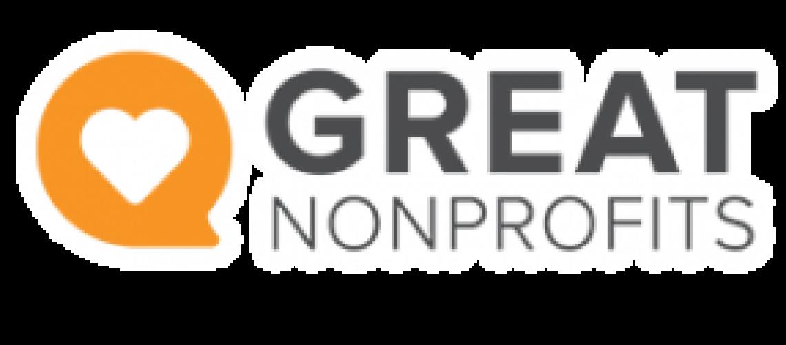 Great nonprofits logo